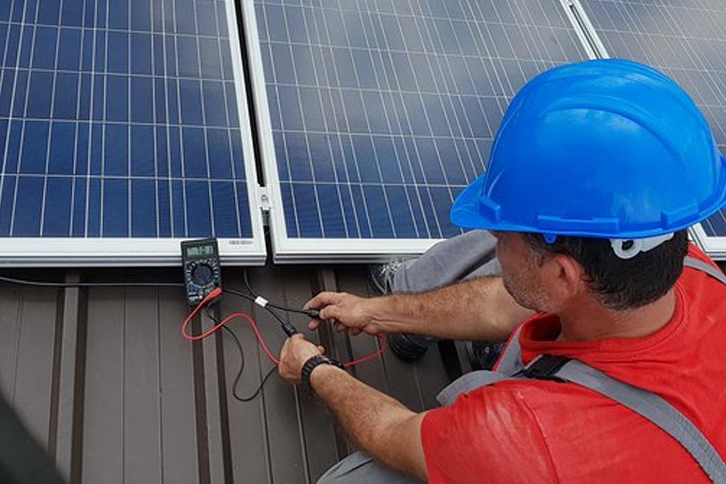 Instalación energías renovables